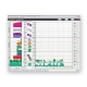 NeuroTrac MyoPlus 4 Pro: gespeicherte Tagesberichte mit NeuroTrac-Software